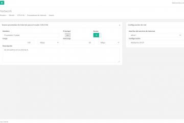Cómo registrar un nuevo proveedor de Internet para un router Mikrotik